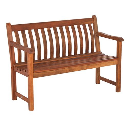 Alexander Rose Cornis FSC Broadfield Wooden Bench 4ft (1.2m)
