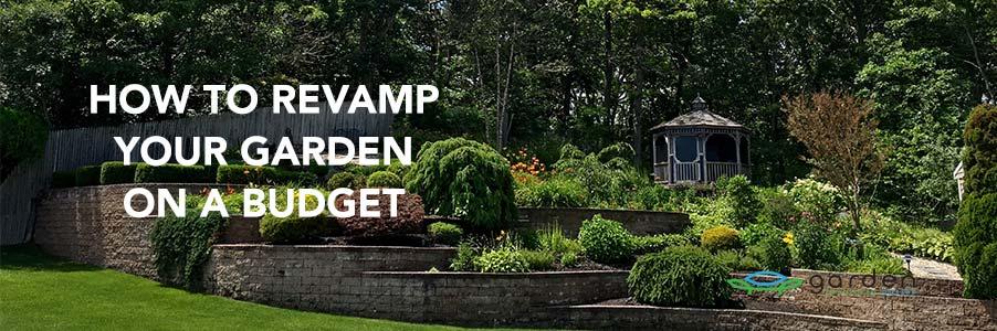 garden revamp on a budget